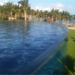 Propra Akrila Panelo por Swim Diving Pool
